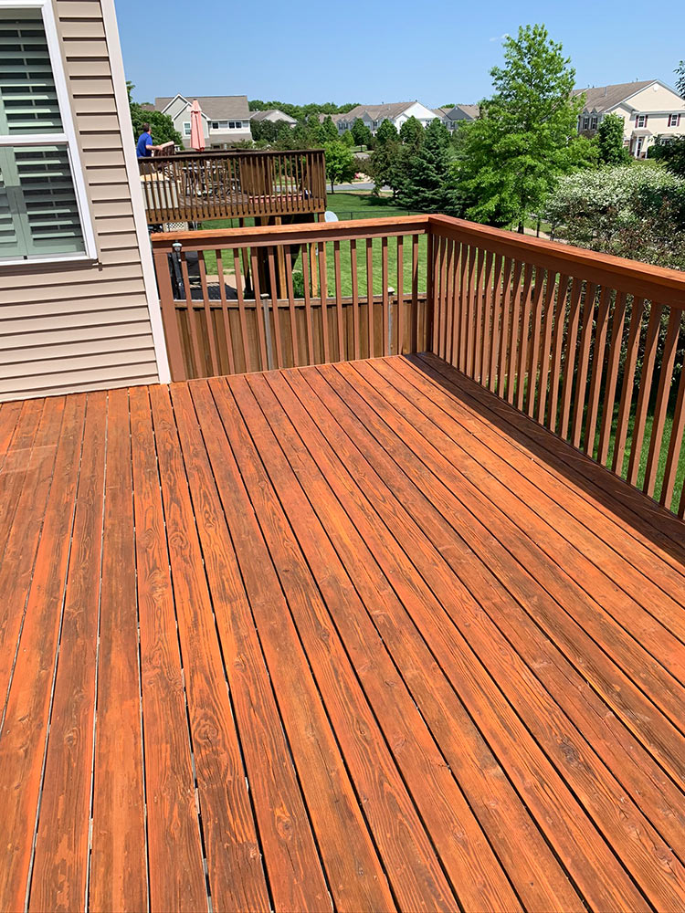 Deck Renewal - after